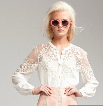 ALICE by temperley spring 2014 FashionDailyMag