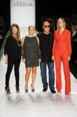 MBFW Spring 2011 - Official Coverage - Runway Day 1