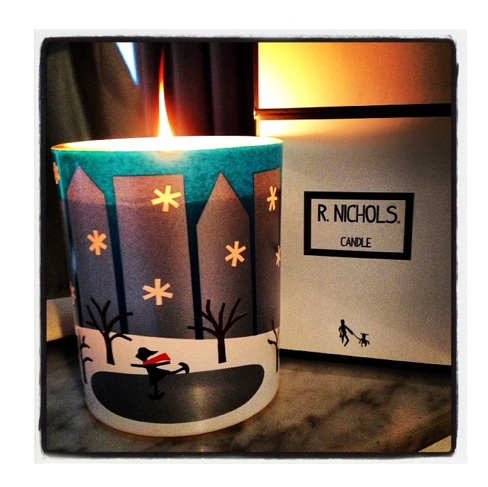 R NICHOLS HOLIDAY GIFTS fragrant home guide