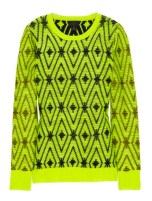 j crew neon reverse weave FashionDailyMag cashmere guide 2013