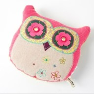 kindness matters owl pillow FashionDailyMag gifts 25