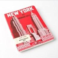 new york notebook set cavallini FashionDailyMag gifts 25