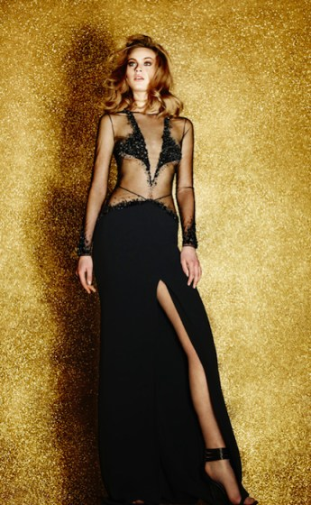 AZZARO Capsule Couture Spring 2014 fashiondailymag sel 3