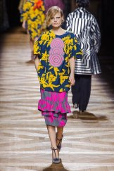 DRIES VAN NOTEN Fall 2014 PFW fashiondailymag sel 7