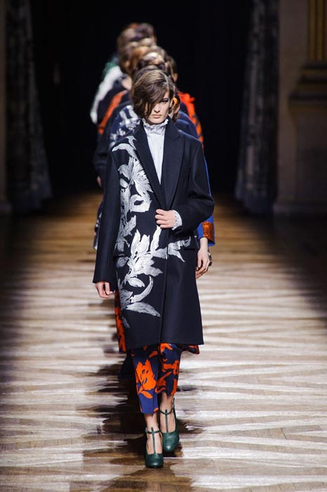 Dries Van Noten fall 2014 FashionDailyMag sel 29