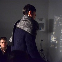General Idea Fall 2014 runway + BTS nyfw