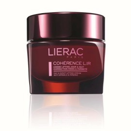 LIERAC coherence l ir day night lifting cream anti wrinkle firming FashionDailyMag winter beauty