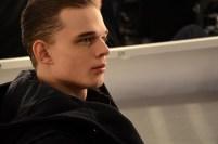 andre bona Robert Geller(Backstage) fall 2014 FashionDailyMag sel 01