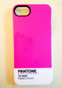 pantone iPhone case radiant orchid