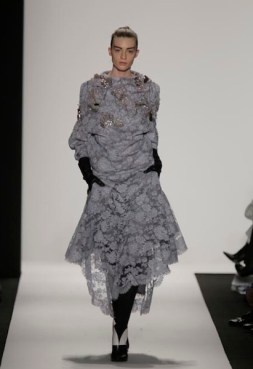 Academy Of Art University Fall 2014 Collections - Runway 9