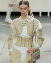 ondria hardin CHANEL fall 2014 FashionDailyMag