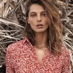 Daria Werbowy Josh Olins MANGO FashionDailyMag sel 3
