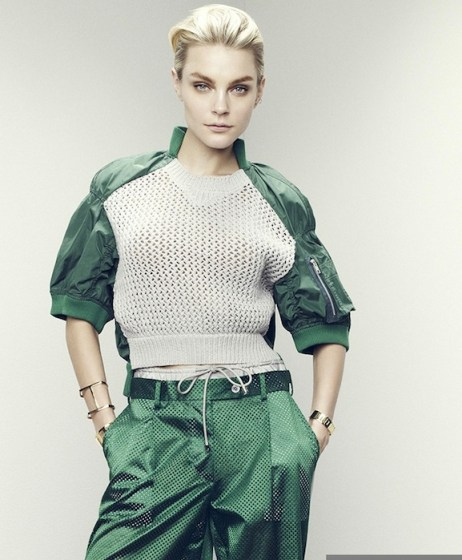 jessica stam the edit fashiondailymag