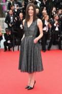 Chiara Mastroianni cannes film festival FashionDailyMag
