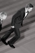 """Robert Pattinson attends """"The Rover"""" première cannes film festival fashiondailymag"""