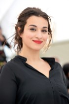 "Camelia Jordana attends the ""Bird People"" photocall cannes film festival"