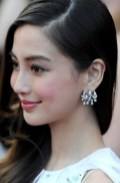 ANGELABABY wearing dior at cannes film festival Fashion daily mag