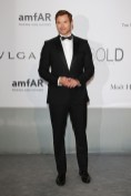 KELLAN LUTZ in dior homme at amFar 2014 FashionDailyMag