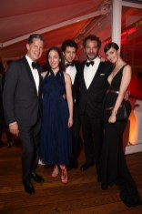 stefano tonchi After Party To Benefit amfAR