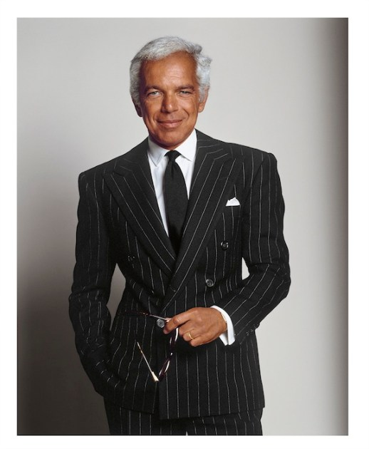 Ralph Lauren receives smithsonian  award