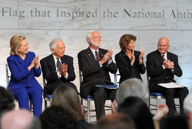 Wayne Clough, Ralph Lauren, Hillary Rodham Clinton, Lisa Murkowski, John Gray