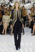 DIOR HAUTE COUTURE FALL 2014 anna wintour FashionDailyMag sel 1