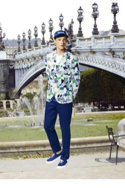 MAISON KITSUNE menswear spring 2015 FashionDailyMag sel 4