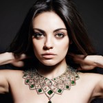 MILA KUNIS at gemfields | DiamondEnvy
