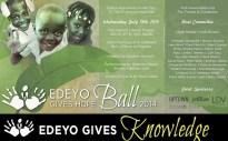edeyo gives hope ball 2014 FashionDailyMag