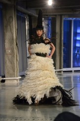 jessica minh anh j fashion show one world trade center FashionDailyMag