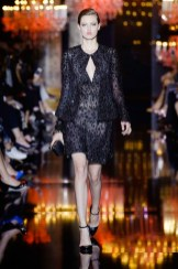 lindsey wixson ELIE SAAB haute couture fall 2014 FashionDailyMag