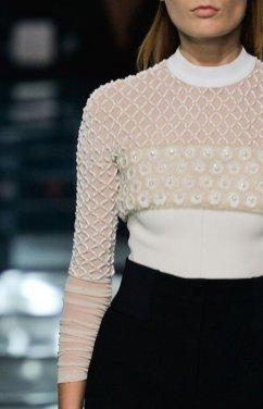 HANNE GABY ODIELE BALENCIAGA spring 2015 FashionDailyMag sel 1