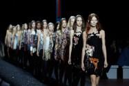 Mary Katrantzou SS15 (Shaun James Cox, British Fashion Council) 5 fashion daily mag
