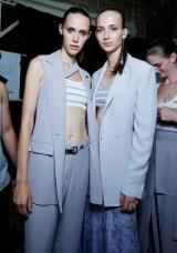 Richard Nicoll SS15, backstage (Sam Wilson, British Fashion Council) 4 fashiondailymag
