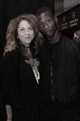 brigitte segura with Adonis BS SKINGRAFT ss15 FashionDailyMag