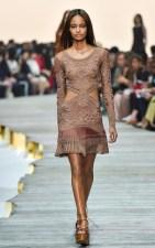 malaika firth Roberto Cavalli SS 2015 FashionDailyMag 3