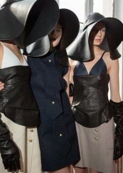 jw anderson backstage kensington laverne fashiondailymag bfc 5