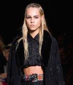 miu miu spring 2015 FashionDailyMag sel hair