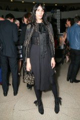 jamie bochert Dior at Guggenheim gala FashionDailyMag
