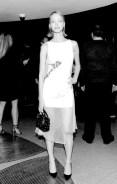 sasha luss Dior at Guggenheim gala FashionDailyMag