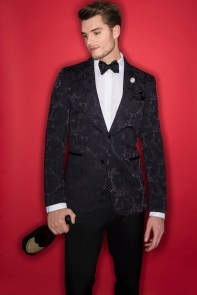Dominik Persy for Fleur'd Pins Holiday 2014 FashionDailyMag