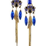 Erickson Beamon Earrings FashionDailyMag Gift Guide 2014 sel1