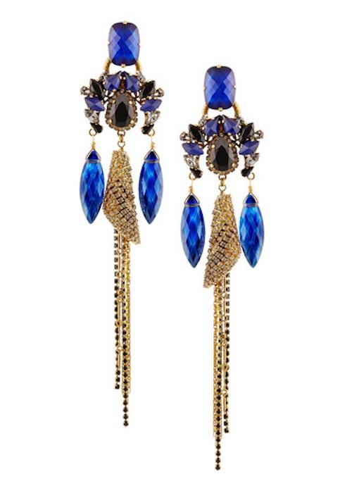 Erickson Beamon Earrings FashionDailyMag Gift Guide 2014 sel1