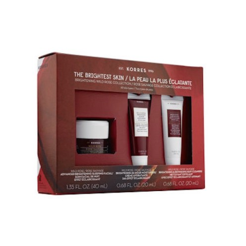 KORRES the brightest skin rose skin care FashionDailyMag