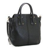 ROBERT MATTHEW TOTE black FashionDailyMag