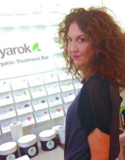 Yarok Hair Care Brigitte Segura FashionDailyMag
