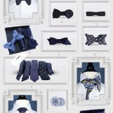 maison F bowties FashionDailyMag gift guides