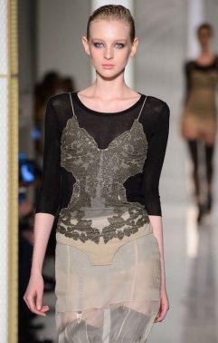 LA PERLA COUTURE SS15 fashiondailymag sel 3