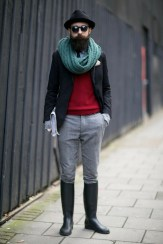STREETSTYLE LCM beard on the street FashionDailyMag