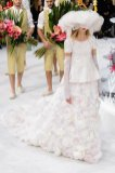 bride CHANEL HAUTE COUTURE ss15 FashionDailyMag